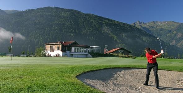 Golfurlaub in Mittersill